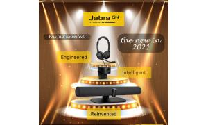 Компания Jabra объявляет о новинках 2021 года: серия гарнитур Evolve2 30, Jabra PanaCast 20, Jabra PanaCast 50