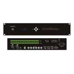 VISSONIC VLI VIS-VLI700A-16 - Цифровой передатчик системы синхронного перевода с распределением по ИК